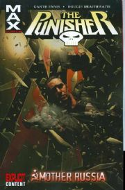 Punisher Max Mother Russia Volume 3 Trade Paperback